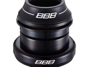 balhoofdset Semi-Integrated 44mm/12mm zwart, BHP-53