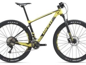 Giant XTC Advanced 29er 2 GE Lemon Yellow