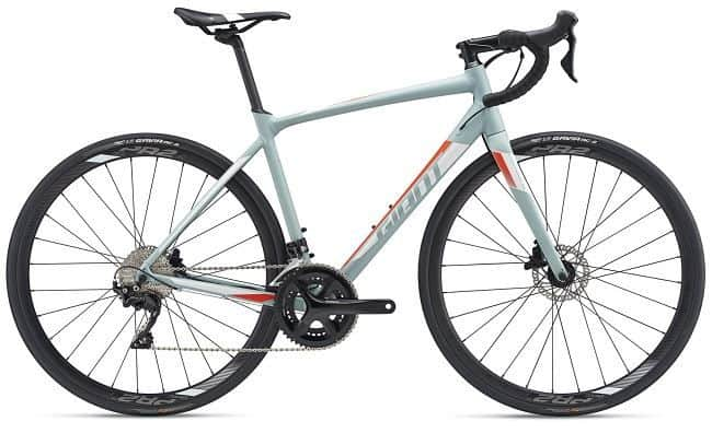 Giant Contend SL 1 Disc Gray Green