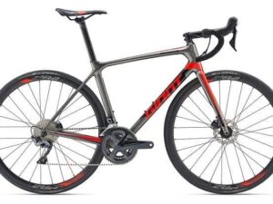 Giant TCR Advanced 1 Disc-King of Mountain-HRD Charcoa