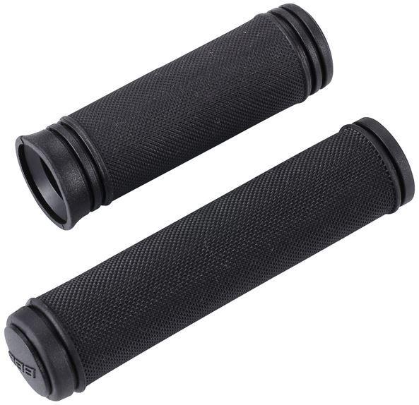 handvatten TwistGrip kraton 100/130mm zwart, BHG-23