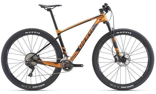 Giant XTC Advanced 29er 1.5 GE Metallic Orange