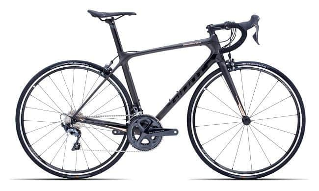 Giant TCR Advanced 1-Pro Compact Charcoal