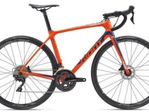 Giant TCR Advanced 2 Disc-King of Moutain Neon Red