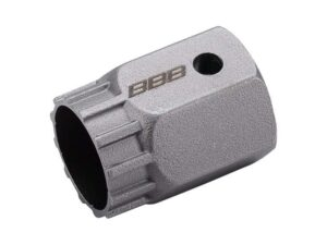 cassette afnemer LockPlug 1/2' zilver, BTL-106S
