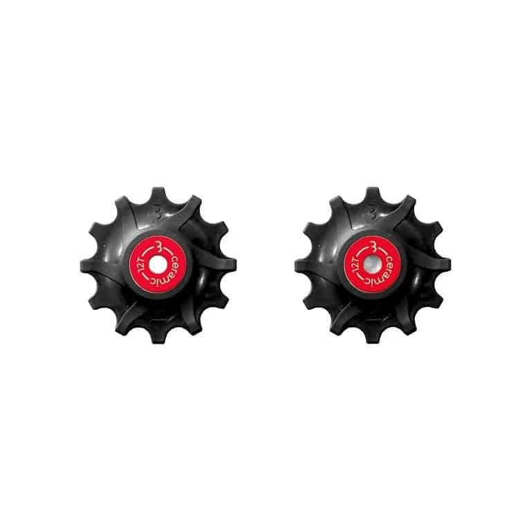 derailleurwieltjes RollerBoys 12T, BDP-16