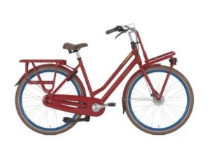Gazelle Heavydutynl Scarlet Red T7
