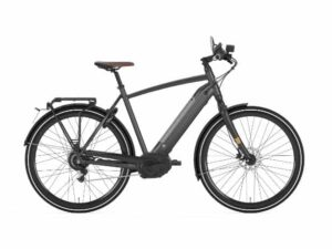 Gazelle CityZen Speed 380 Eclipse black S10 (mat)