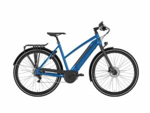 Gazelle CityZen C8+ HMB Tropical blue S8