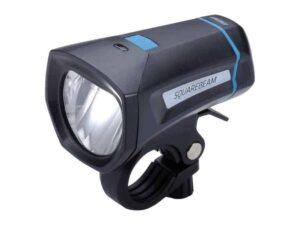 Fietsverlichting, SquareBeam zwart, BLS-101K