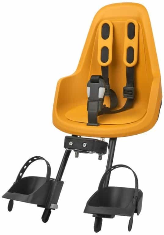 DUO BOBIKE V MINI ONE MIGHTY MUSTARD