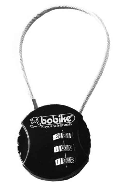 DUOD BOBIKE EXCLUSIVE/ONE MINI SLOT KABEL CIJFER