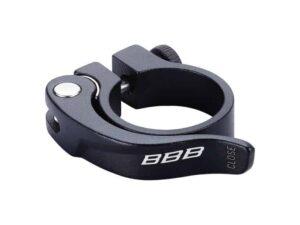 zadelpenklem SmoothLever zwart, BSP-87