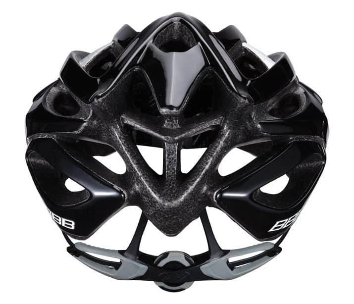 Race helm Falcon, wit of zwart, BHE-01