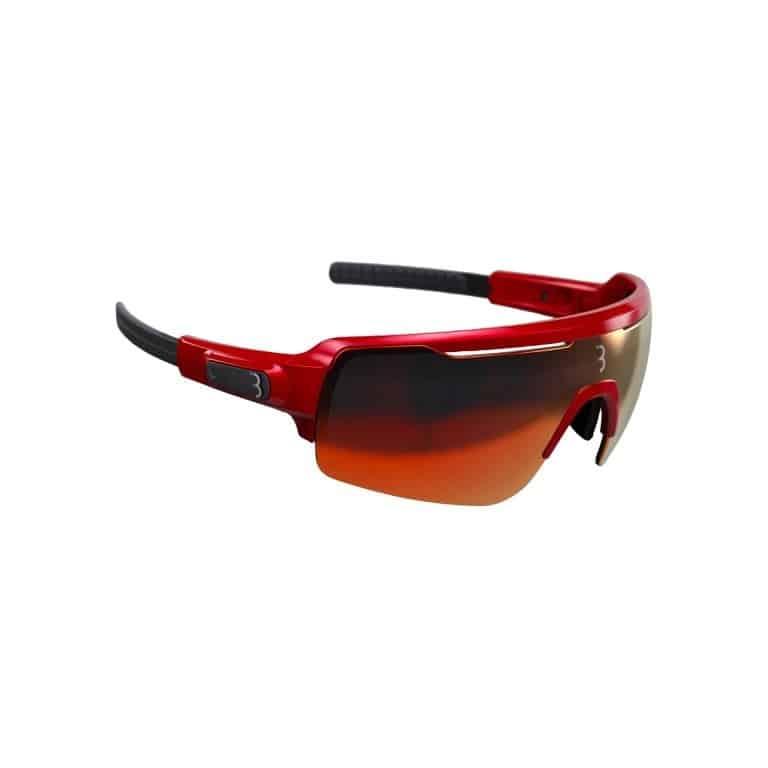 fiets sportbril Commander glossy rood, BSG-61