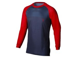 BBW-319 shirt Adventure Switchback l.m S rood