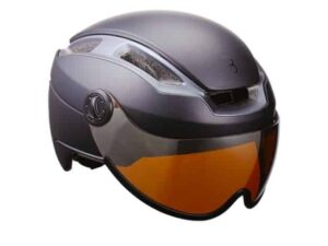Fietshelm speeb bike, Indra speed 45 faceshield, BHE-56F