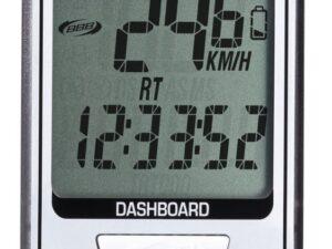 fietscomputer DashBoard 10-functies zwart/wit, BCP-06
