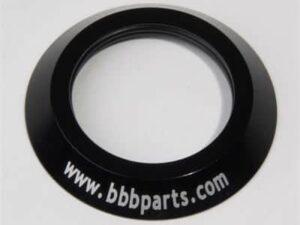 top cap zwart, BHP-12