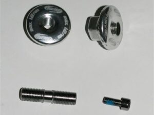 scharnier platen zilver, BHS 22/23/26/27