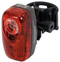 Fietsverlichting, HighLaser zwart, BLS-36