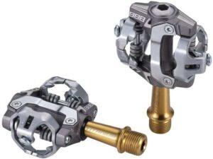 pedalen clipless ForceMount titanium, BPD-13