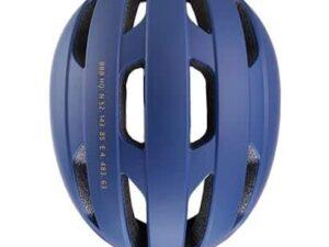 BHE-55 helm Metro M mat donker blauw