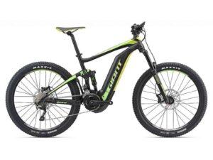 Full-E+ 2 25km/h L Black/Green/Lemon