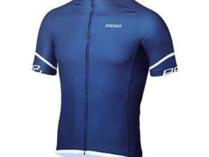 BBW-246 shirt k.m. ComfortFit L marine blauw