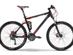 "Haibike Attack FS 26"" SLX mix Rh52"