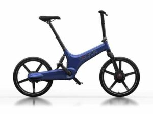 Gocycle G3 Blue