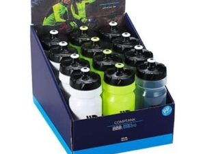 BWB-01D bidons 550ml CompTank 18 Displaybox mixed kleuren
