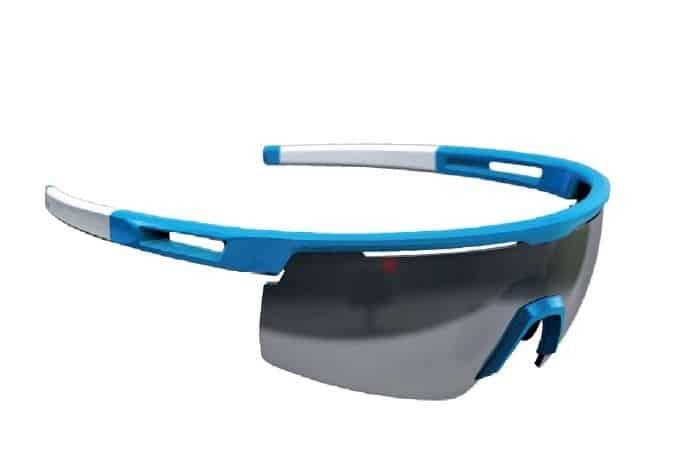 BSG-57 sportbril Avenger glossy licht blauw