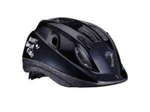 BHE-37 helm Boogy M glossy zwart