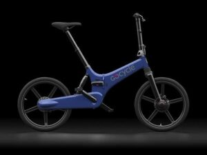 Gocycle GX Blue