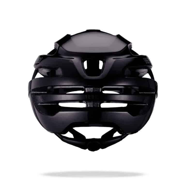 Fietshelm Maestro glossy zwart, BHE-09