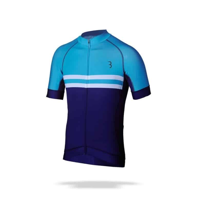 shirt Attachi s.s. blauw, BBW-401