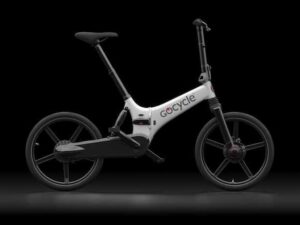Gocycle GX White/Gloss Black