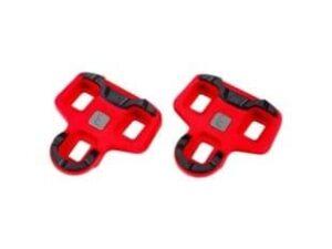 schoenplaatjes MultiClip 7 degree rood, BPD-04A