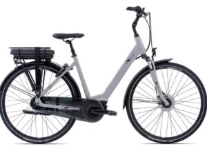 Entour E+ 1 RB LDS-WOB 25km/h M Dark Grey