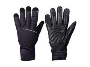 BWG-32 winterhandschoenen WaterShield XS zwart